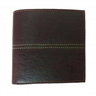 LOOK FIRST WL Black Mens Wallet
