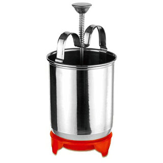 Meduvada Maker With Stand (Steel) - CK152