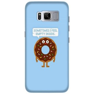 Samsung Galaxy S8 Plus Printed Back Cover By CareFone