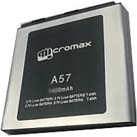 Replacement Mobile Phone Battery For Micromax A57