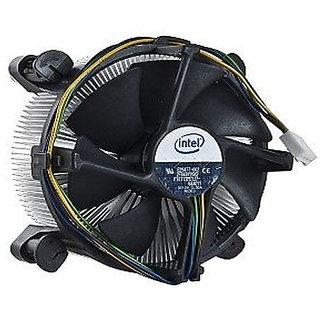 Intel E29477-002 Socket 1366 Copper Core/Aluminum Heat Sink  4 Inch Fan