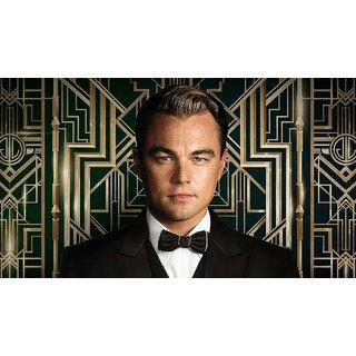 MYIMAGE Hollywood Star Leonardo DiCaprio Digital Printing  Poster (12.0 inch x 18.0 inch)