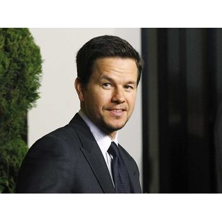 MYIMAGE Hollywood Star Mark Wahlberg Digital Printing  Poster (12.0 inch x 18.0 inch)
