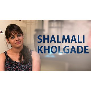 MYIMAGE Shalmali Kholgade Digital Printing  Poster (12.0 inch x 18.0 inch)