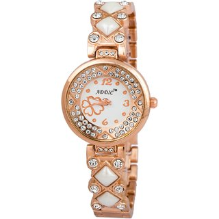 Addic Dress Flower Watch (Wristwatch for Women)