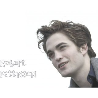 MYIMAGE Hollywood Star Robert Pattinson Digital Printing  Poster (12.0 inch x 18.0 inch)