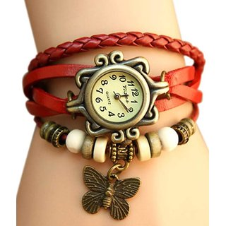 Stylevilla Vintage Bracelet Watch For Women