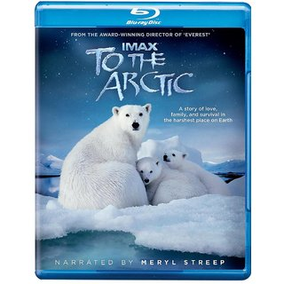 IMAX: TO THE ARCTIC - 3D BD