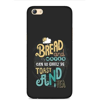Oppo F3 Plus Printed Back Cover By CareFone