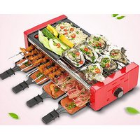 Tuzech Automatic Portable Electric Barbeque