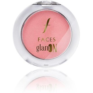 FACES Glam On Perfect Blush   Dusky Rose 05 5 gm