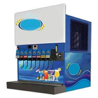 Automatic Soda Vending Machine
