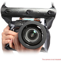 Waterproof Underwater Diving Camera Housing Case Pouch Dry Bag for DSLR, SLR