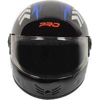 Saviour Royal Pro Helmet- Black Blue