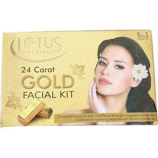 Lotus Gold Facial Kit 600 g