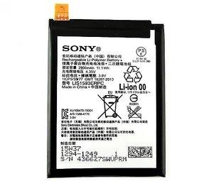 Sony Xperia Z5 E6603 E6653 Z5 Dual E6683 E6853 Li Ion Polymer Internal Replacement Battery 2900 mAh