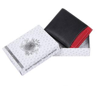 Mtuggar Mens Wallet Black  Red1651