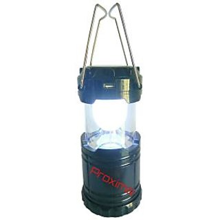 Camping / Emergency Lantern 3 charging modes( 220V , Solar   AA Battery) and USB output for mobile charging