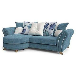 Stylish L Shaped Sofa By Leather Craft Buy Stylish L
