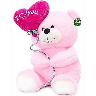 R.K. Gift Corner Balloon Heart Teddy