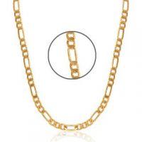 Golden chain for men ( Sachin chain )