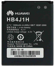 Huawei U8120 U8150 Li Ion Polymer Replacement Battery HB4J1H 1200mAh