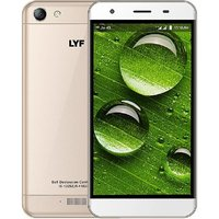 LYF Water 11 (3 GB, 16 GB, Gold)