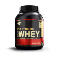 Optimum Nutrition (ON)  Whey Gold Standard - 5 Lbs (Banana Cream)