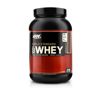 Optimum Nutrition 100 Whey Gold - Extreme Milk Chocolate 2 Lbs