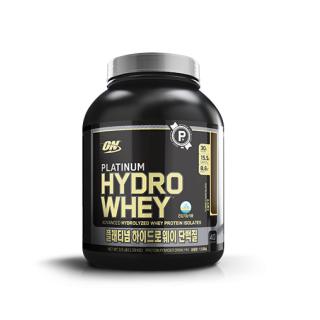 Optimum Nutrition Platinum Hydrowhey Pb - 3.5 Lbs (Chocolate)