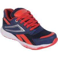 Jokatoo Kids kick Start Blue And Red Running Sports Shoes