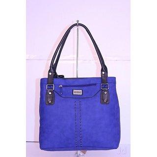 Blue Handbag For Women's