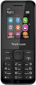 Vell-com Atom Heavy Battery Dual Sim Mobile Phone