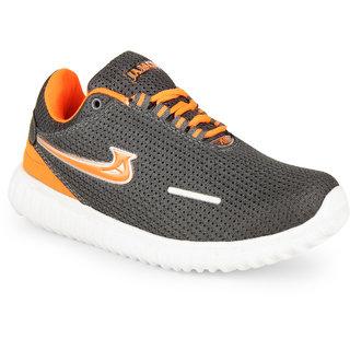 c953691fb5d Buy Smartwood Jaisco Sport Mens Gray Orange Training Shoes Online - Get 0%  Off