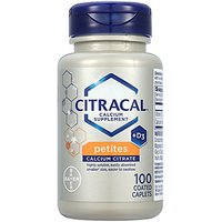Citracal Petites With Vitamin D3, 100-Count