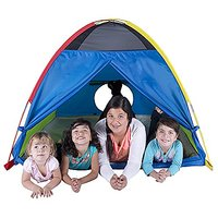 Pacific Play Tents Super Duper 4 Kid Dome Tent for Indoor / Outdoor Fun - 58