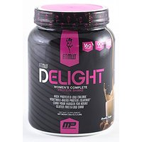 Fitmiss Delight Healthy Nutrition Shake For Women, Choc