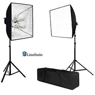 Buy Limostudio 1600 Watt Photo Studio Lighting Softbox Video Light