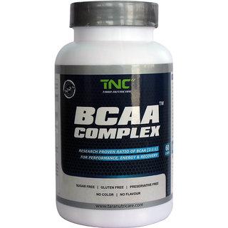Tara Nutricare BCAA Complex 60 capsules