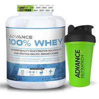 Advance Nutratech 100 Whey Protein Powder 4 Lbs Chocola