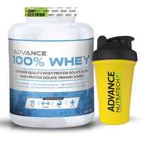 Advance Nutratech 100 Whey Protein Powder 2kg(4.4 Lbs)