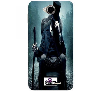 HIGH QUALITY PRINTED BACK CASE COVER FOR MICROMAX CANVAS JUICE4 Q382  DESIGN ALPHA33