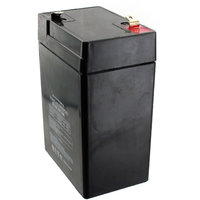 6V RECHARGEABLE BATTERY 4.5 AH