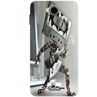 HIGH QUALITY PRINTED BACK CASE COVER FOR MICROMAX CANVAS JUICE4 Q382  DESIGN ALPHA37