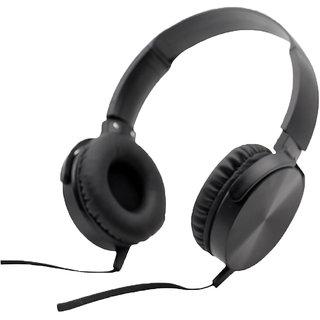 KOMC Wired S32 Headphone Black