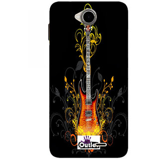 HIGH QUALITY PRINTED BACK CASE COVER FOR MICROMAX CANVAS JUICE4 Q382  DESIGN ALPHA72