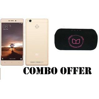 Buy Xiaomi Redmi 3S (3 GB, 32 GB,Gold) Online @ ₹10998 from