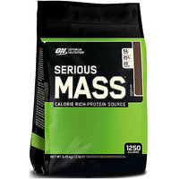 On  (Optimum Nutrition) Serious Mass Chocolate 12Lbs