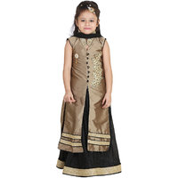 Crazeis Lehenga Choli Dupatta Set For Girls