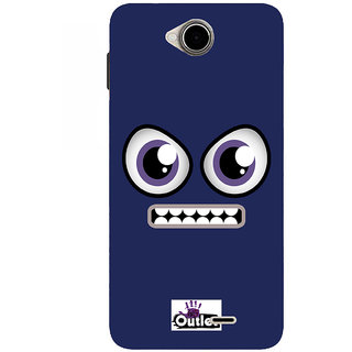 HIGH QUALITY PRINTED BACK CASE COVER FOR MICROMAX CANVAS JUICE4 Q382  DESIGN ALPHA103